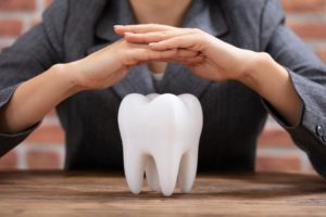 Protecting tooth enamel